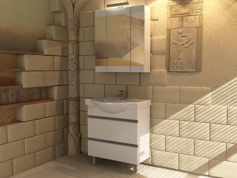 Мебель для ванной комнаты ASB-Mebel