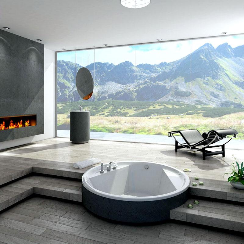Акриловые ванны Excellent