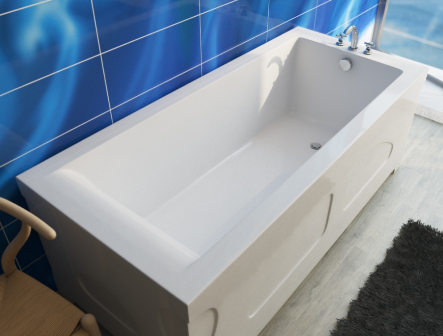 Ванны из камня (искусственный мрамор) Эстет