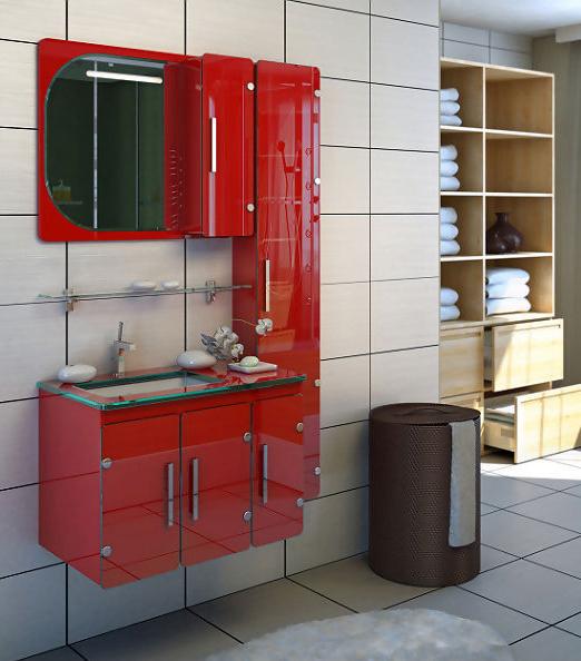 Мебель для ванной комнаты Fema