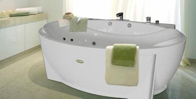 Акриловые ванны Radomir