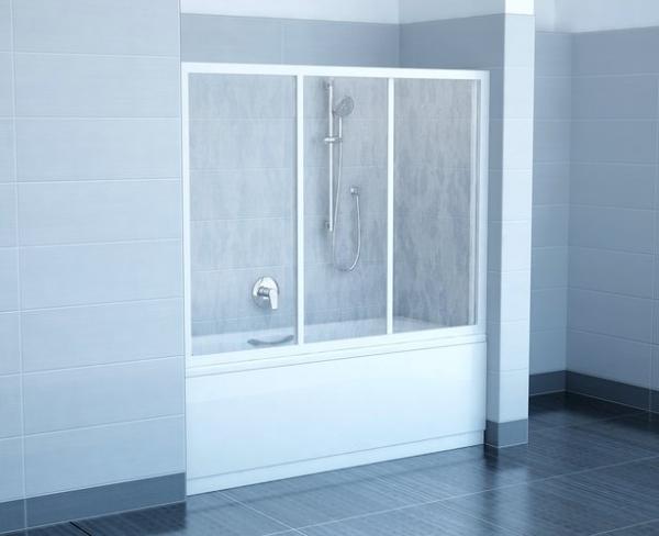 Душевые двери и шторки для ванн Равак