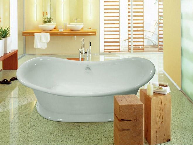 Ванны из камня (искусственный мрамор)