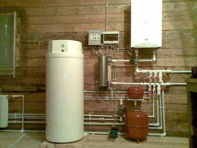 Водоснабжение отопления