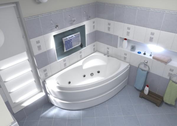 Акриловые ванны Bas