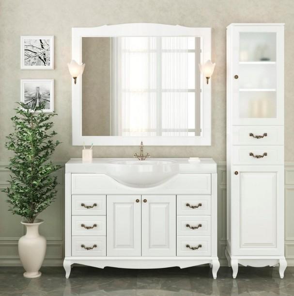 Мебель для ванной Daniela-aqua