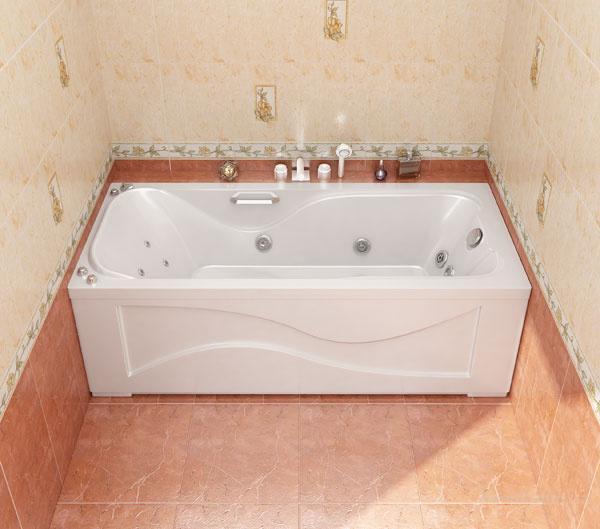 Акриловые ванны Triton