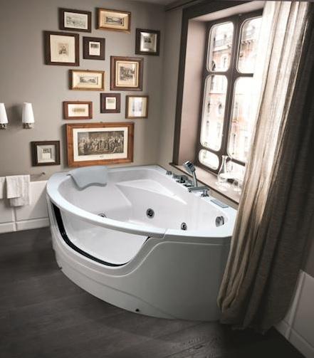 Акриловые ванны B&W