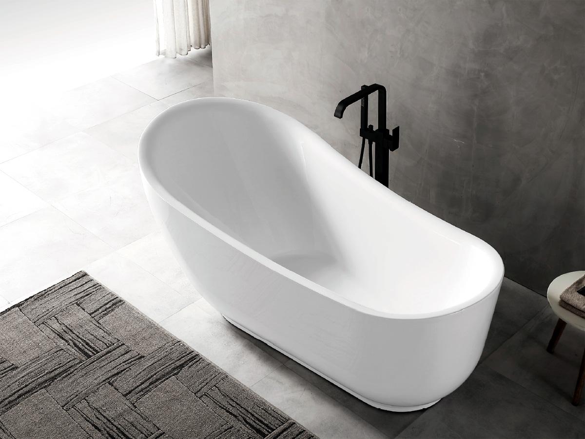 Акриловые ванны ABBER