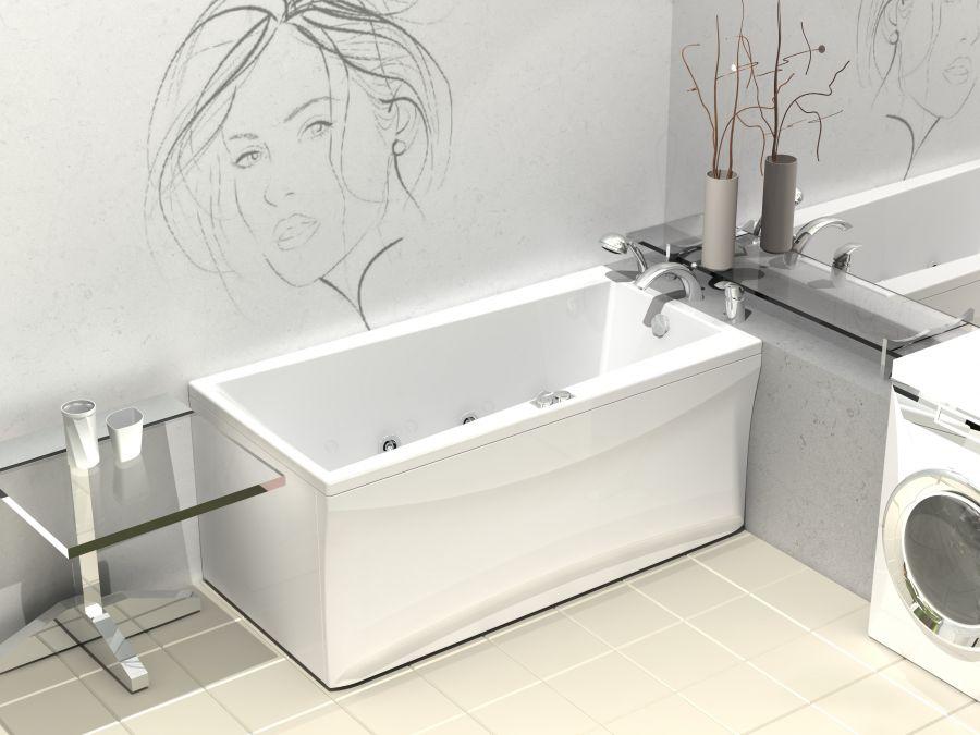 Акриловые ванны Акватек