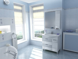 Акванет мебель для ванной