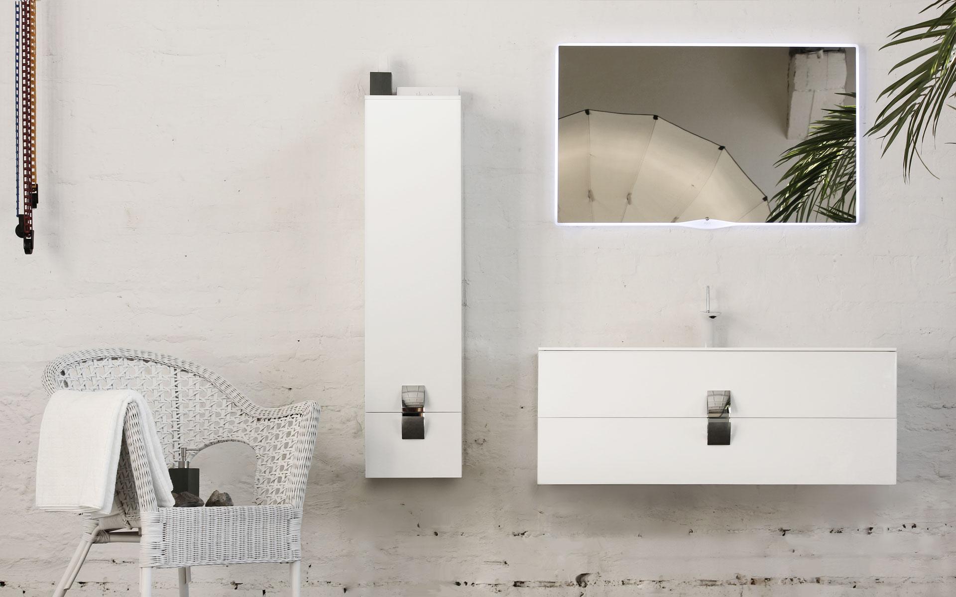 Мебель для ванной Eqloo