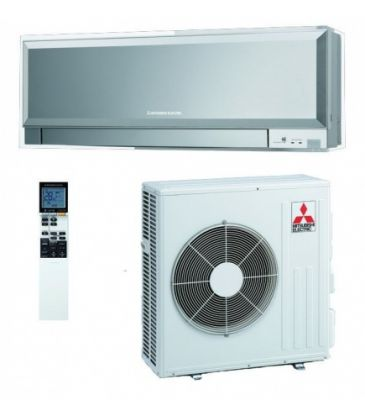 Сплит-система Mitsubishi Electric Design Inverter MSZ-EF42VE / MUZ-EF42VE silver